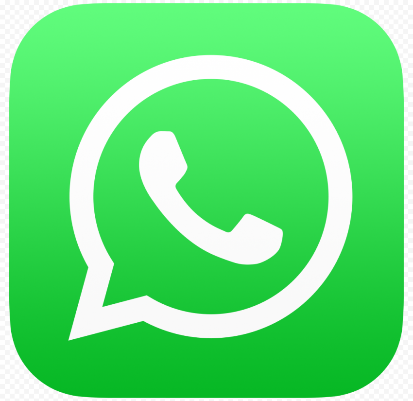 HD Whatsapp Wa Whats App Official Logo Icon PNG Image