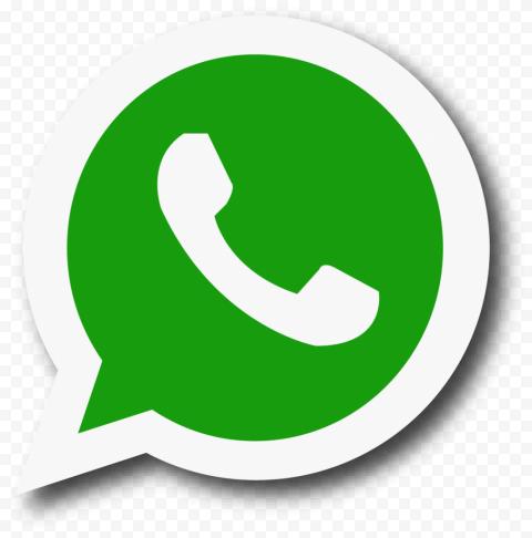 HD Official Wtsp Wa Whatsapp Logo Icon Sign Symbol PNG Image