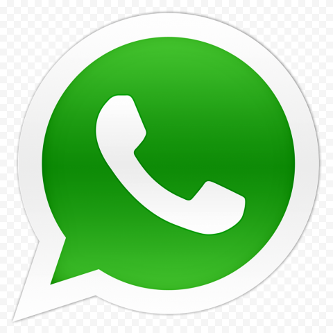 HD Official Whatsapp Wa Watsup Logo Icon PNG