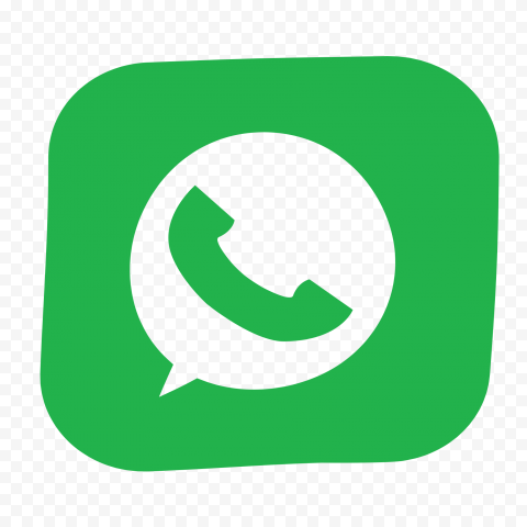 HD Wtsp Wa WhatApp Square Clipart Icon PNG