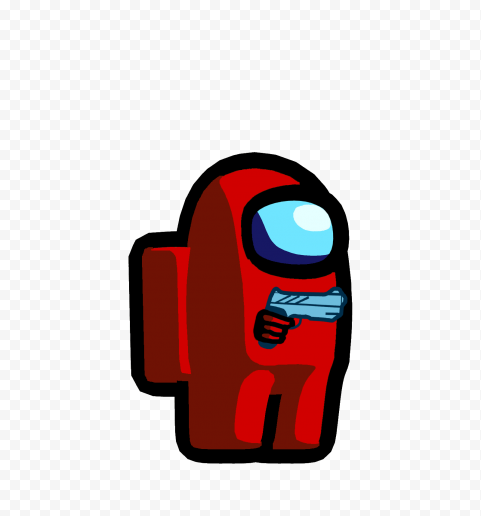 Hd Red Among Us Character With Hand Gun Hand Png Citypng In additon, you can discover our great content using our search bar above. hd red among us character with hand gun