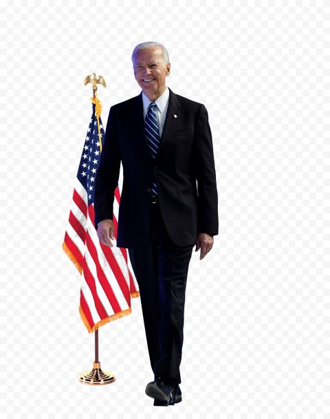 HD Joe Biden President Of United States PNG