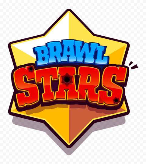 HD Brawl Stars Game Logo PNG