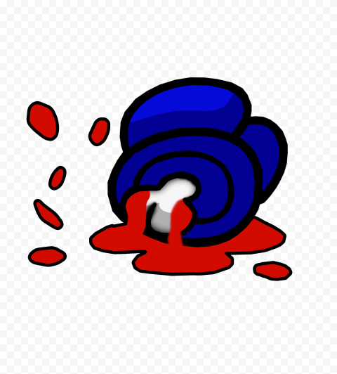 Hd Blue Among Us Crewmate Character Dead Body Blood Splatter Png Citypng Large collections of hd transparent cartoon blood splatter png images for free download. hd blue among us crewmate character