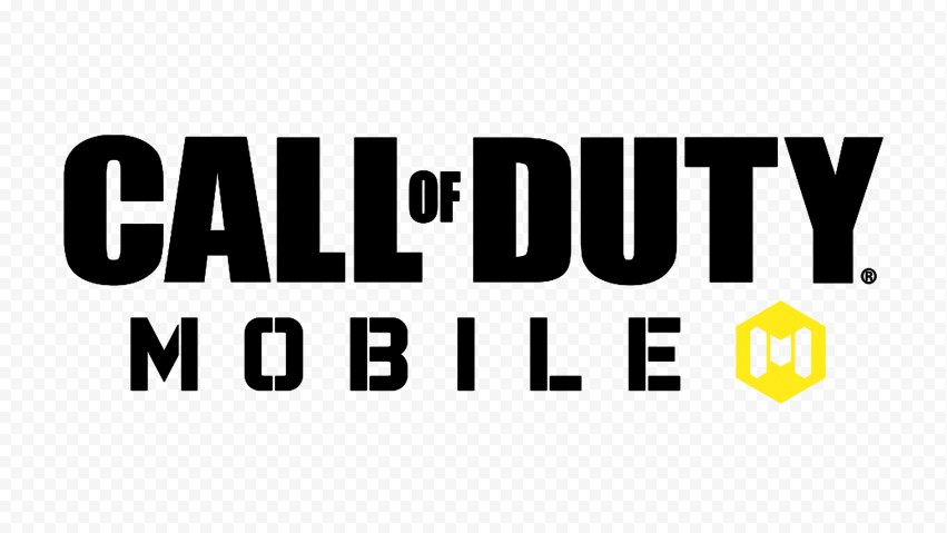 HD Call Of Duty Mobile COD Game Logo PNG