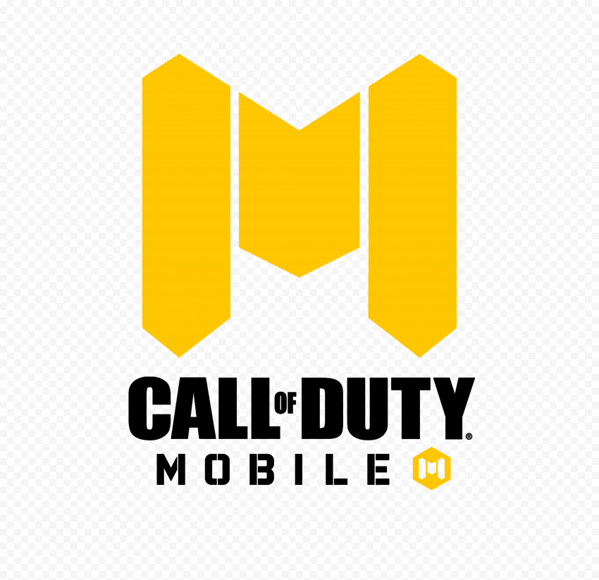 HD Call Of Duty Mobile COD M Game Official Logo PNG