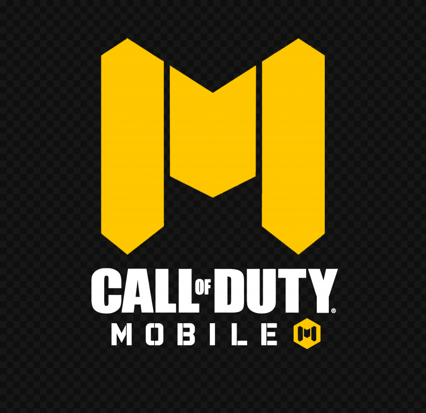 HD Call Of Duty Mobile CODM Game Official Logo PNG