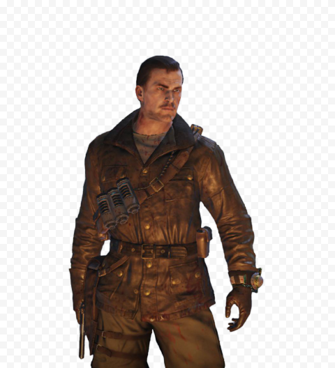 HD CODM Tank Dempsey Call Of Duty Mobile Character PNG