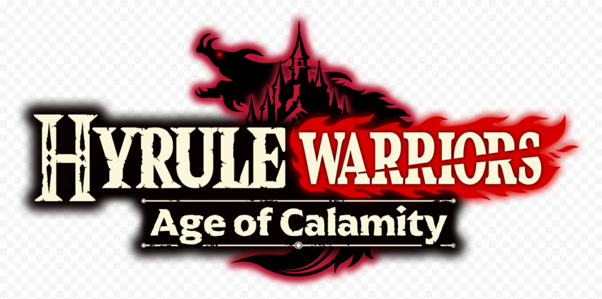 HD Hyrule Warriors Age Of Calamity Logo PNG