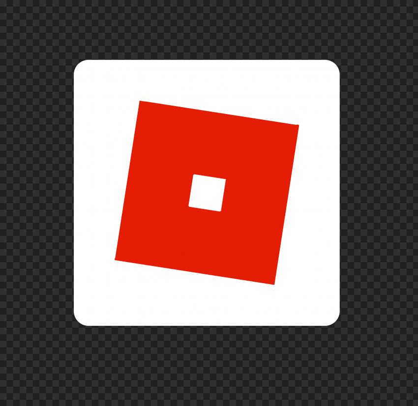 HD Roblox Square Symbol Sign Icon Logo PNG