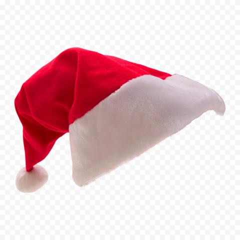 HD Real Christmas Santa Claus Hat PNG