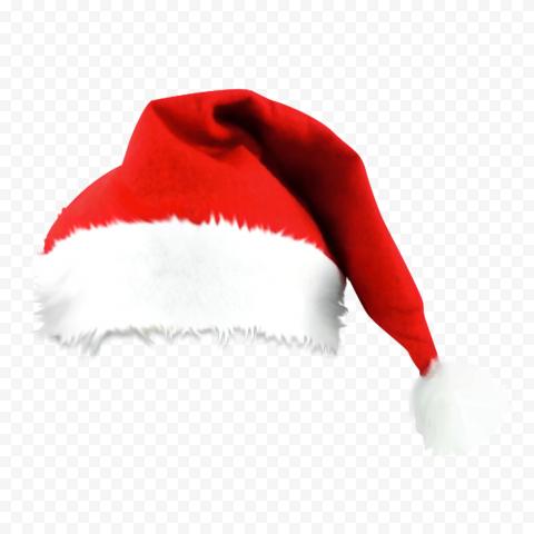 HD Christmas Real Hat Of Santa Claus PNG