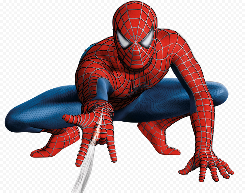 HD Spiderman Realistic Character PNG