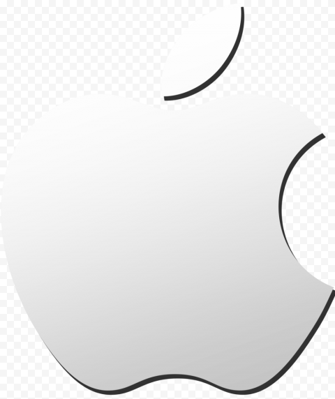 3D Effect Apple Brand Logo Technology