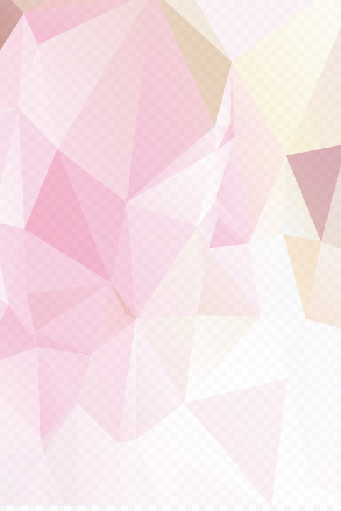 Abstract Pink Triangle Geometric Background
