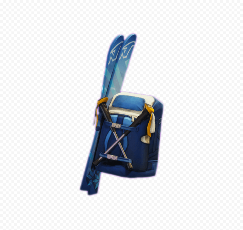 Alpine Ace Back Bling Fortnite Outfit Character