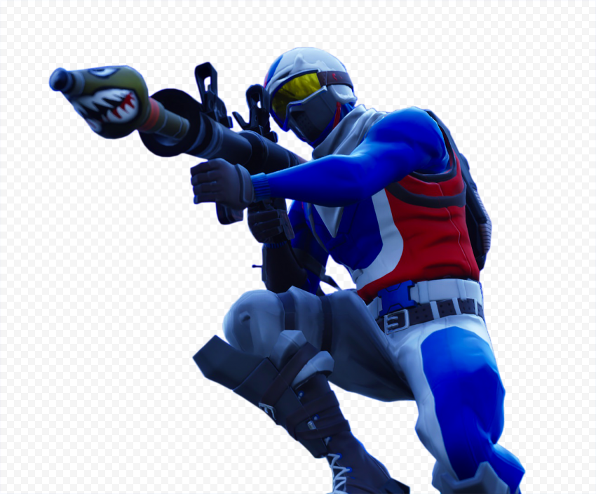 Alpine Ace Fortnite Character Korean Battle Royale