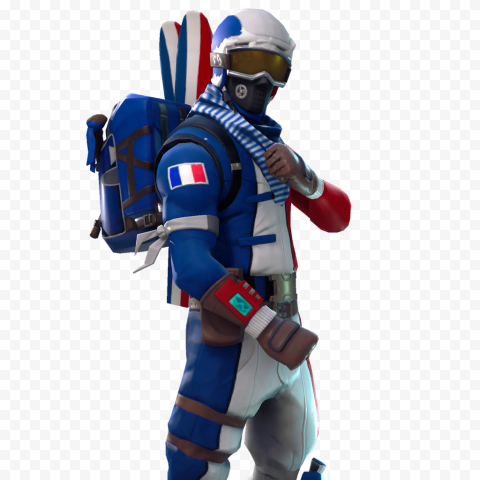 Alpine Ace Fortnite France Blue Character FR