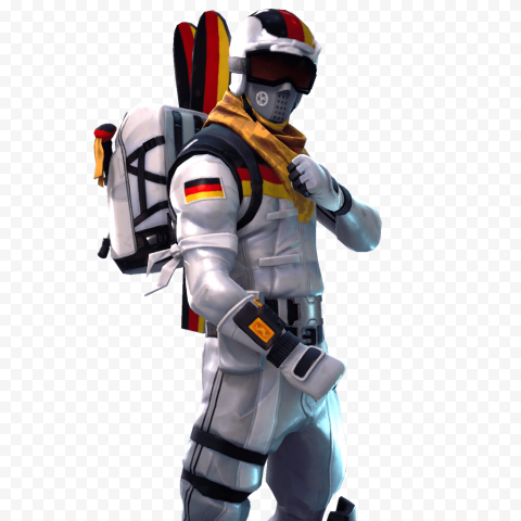 Alpine Ace Fortnite Germany White Character Ger