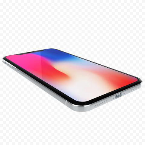 Apple iPhone X no background