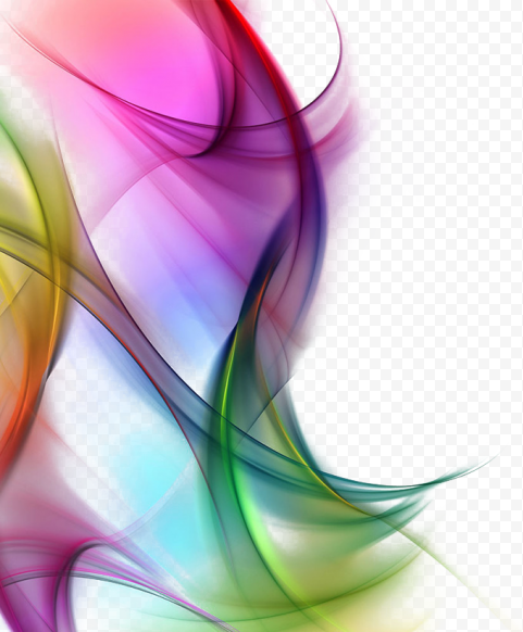 Colorful Dream Abstract Blurred Bright
