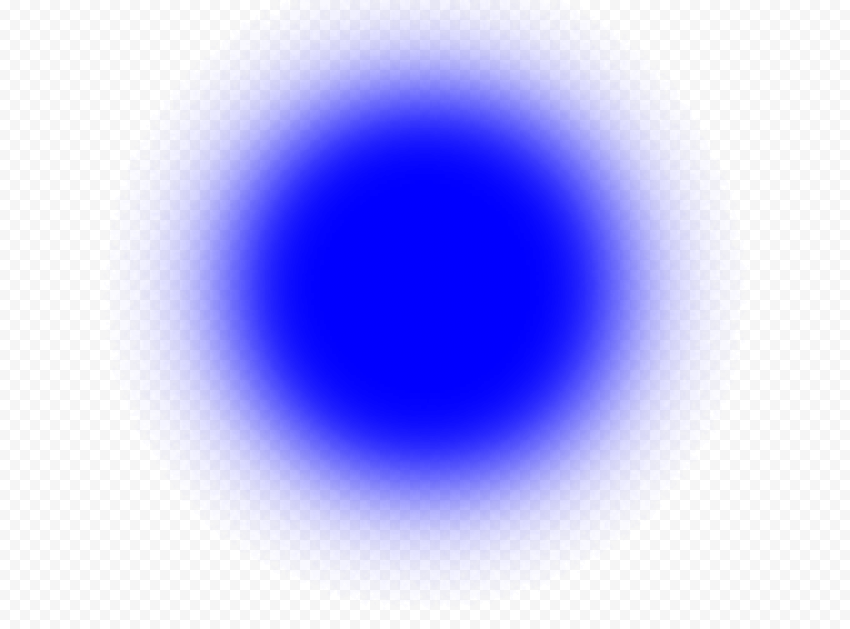Dark Blue Light Effect