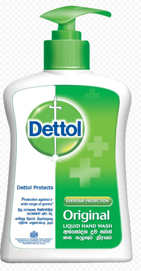 Dettol Hands Wash Antibacterial Sanitizer Liquid