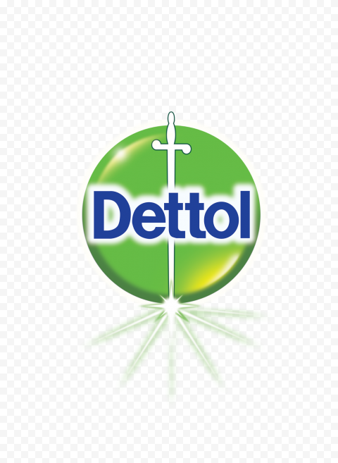 Dettol Logo Hands Wash Antibacterial Sanitizer