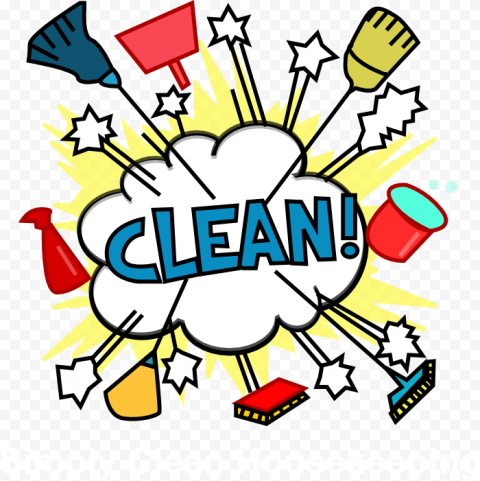 Dirty Dishes Clean Logo Symbol Sign Housekeeping