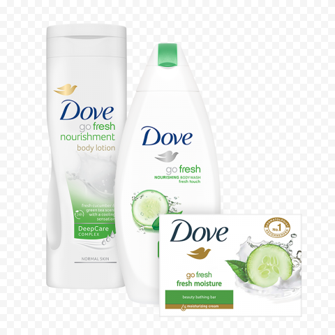 Dove Lotion Soap Bathing Cream Shower Gel
