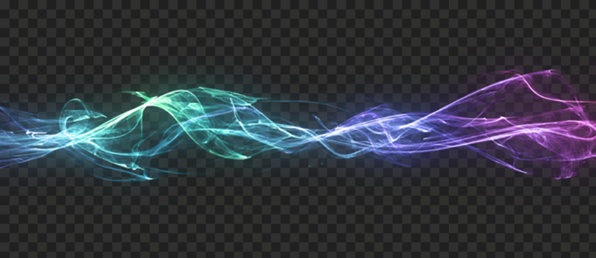 Download Blue To Purple Violet Abstract Lines PNG