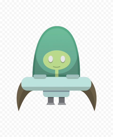 Extraterrestrial Spaceship flight Rocket clipart