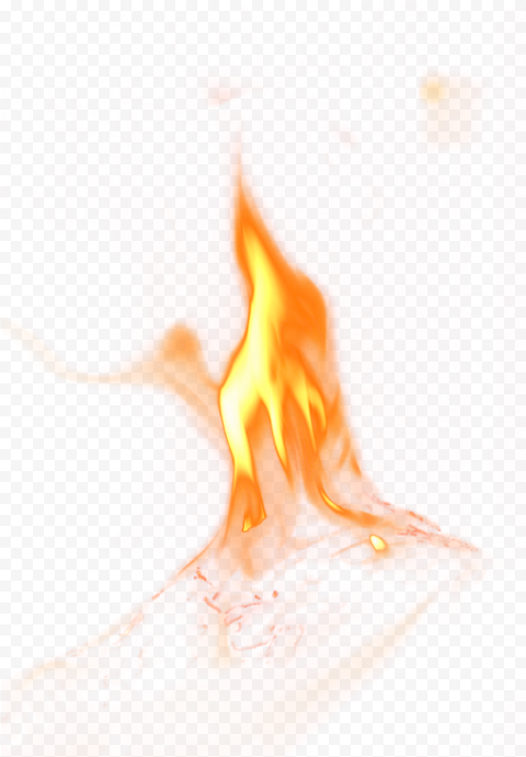 Fire Flame Effect Transparent