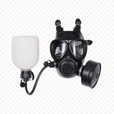 Full Gas Mask Military Firefighter Safety