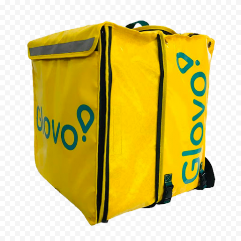 Glovo Bag Delivery Objects