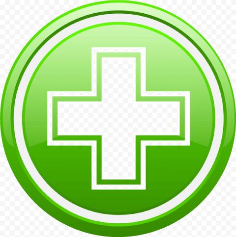 Green Cross Medical Pharmacy Icon Logo Symbol