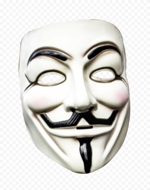 Hacker Anonymous Mask Guy Fawkes