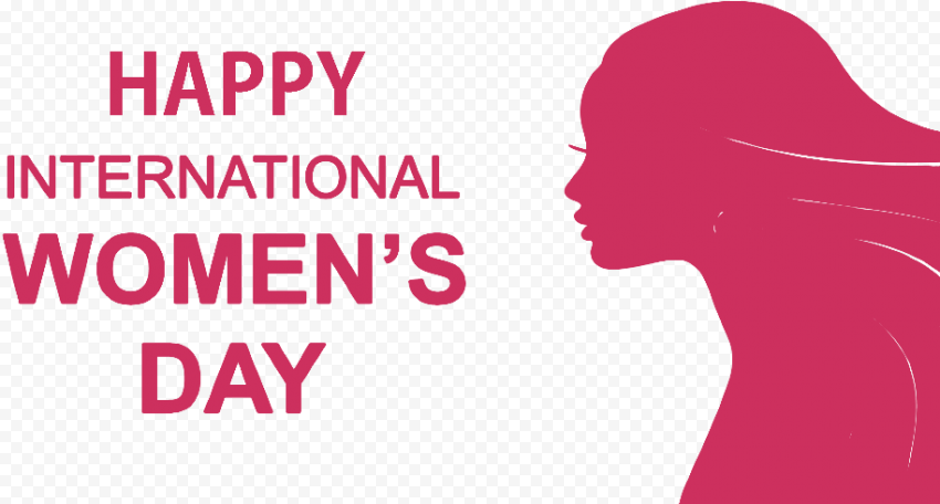 Happy International Women'S Day Event 8 March