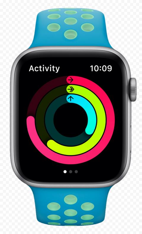 HD Apple Watch Series 6 PNG