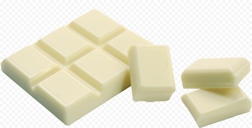 HD Milk White Chocolate Candy Bar PNG