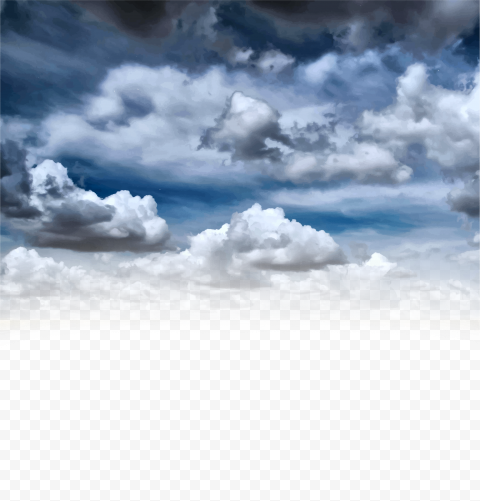 HD Storm Sky Background PNG