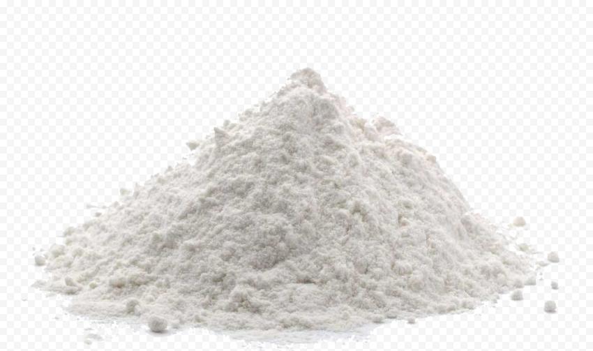 HD White Milk Powder PNG