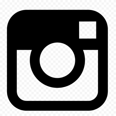 Instagram Black & White Logo