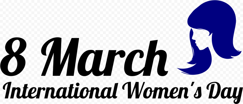 International Women'S Day 8 March Sign