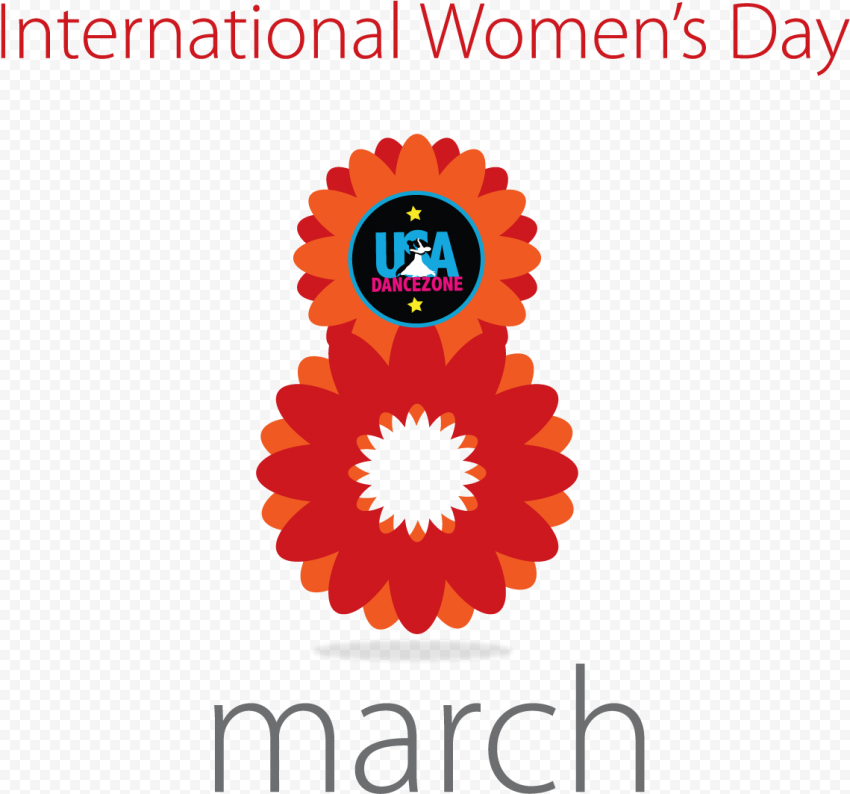 International Women'S Day 8March Flowers
