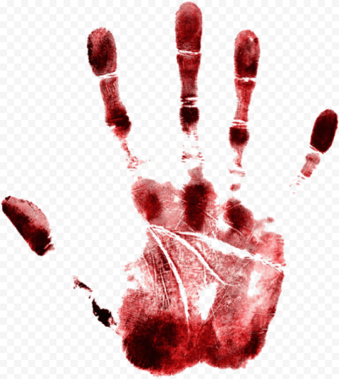 Killer quotes real hand blood