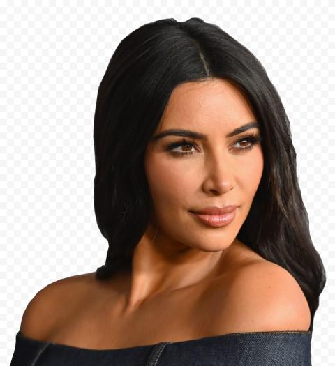 Kim Kardashian no background