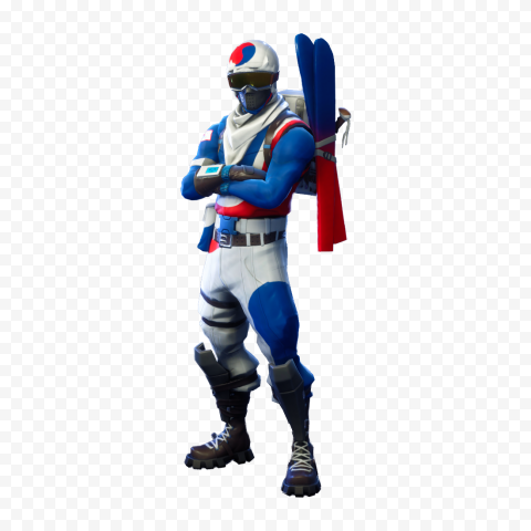 Korean Fortnite Alpine Ace Character (KOR)