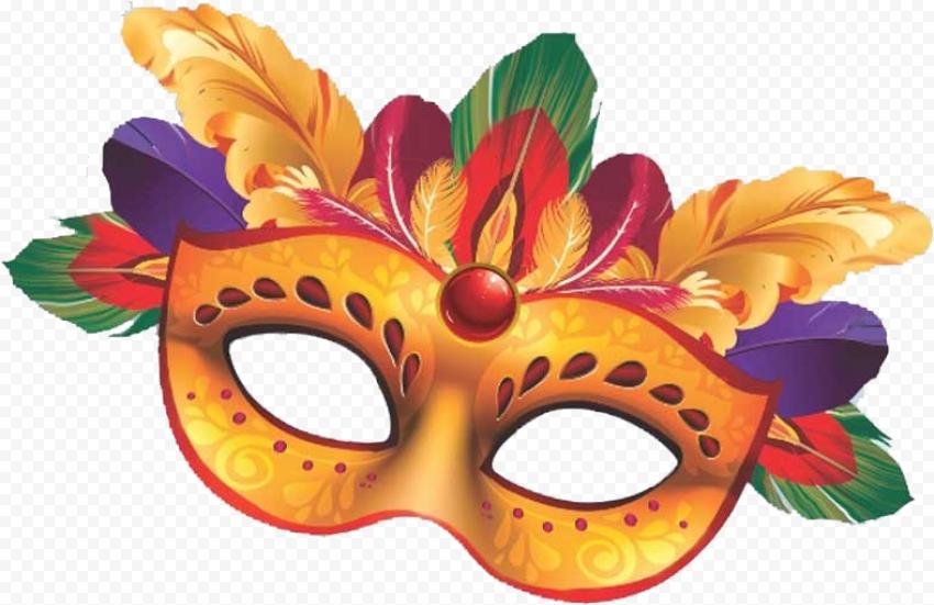 Mascara Carnival Rio De Janeiro Event Mask