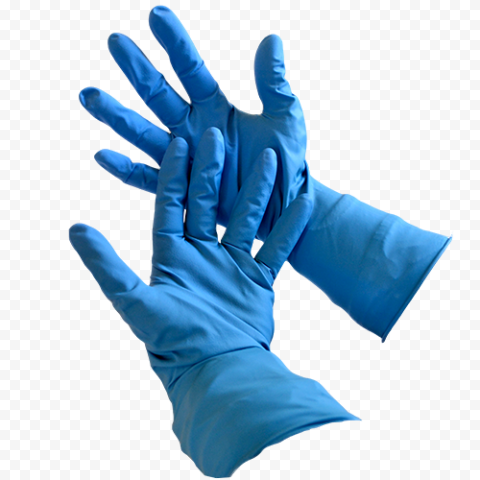 Medical Rubber Gloves Surgery Safe Paramedical